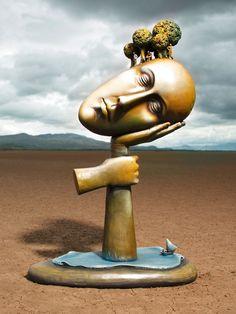 sergio bustamante sculptures | Sergio Bustamante