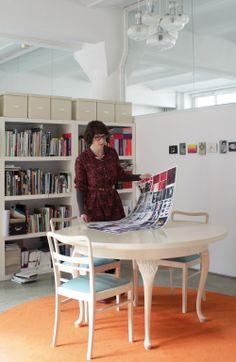 Barbara Bättig, mischen Berlin Berlin, Desk, Furniture, Home Decor, Love, Desktop, Decoration Home, Room Decor, Table Desk