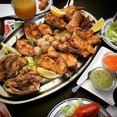 #lunch #freshfish #PuertoMogan #GranCanaria