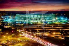 Estádio Nacional Mané Garrincha, é um estádio de futebol e arena multiuso brasileiro, situado na cidade de Brasília, no Distrito Federal. Inaugurado em 1974, o estádio possuía capacidade total para 45.200 pessoas. Após a reforma de 2010-2013, sua capacidade foi aumentada para 71.400 pessoas, tornando-se o segundo maior estádio do Brasil.
