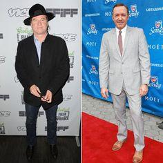 Pin for Later: Diese Stars haben zusammen die Schulbank gedrückt Val Kilmer und Kevin Spacey Die Chatsworth High School in Los Angeles hat die beiden Schauspieler hervor gebracht.