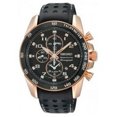 Montre Homme Seiko SNAE80P1 (42 mm)