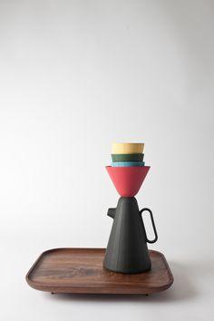Лера Моисеева / The SUCABARUCA Coffee Set for Mjölk by Luca Nichetto & Lera Moiseeva #RussianDesign #РусскийДизайн