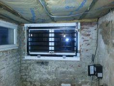 Hinged Removable Bar - Hinged - basement window bar 1 ...