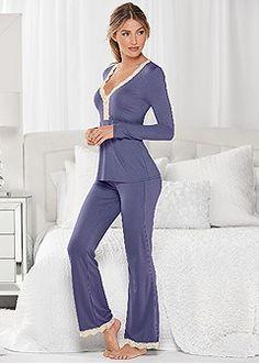 Women's Sleepwear: Pajama Sets, Nightgowns, Leggings | Venus