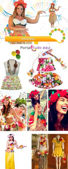 Tiki Party, Luau Party, Beach Party, Fancy Dress Diy, Havana Nights Party, Hawaii Style, Tropical Party, Tropical Paradise, Hula Girl