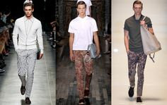 3 Ways To Wear Printed Pants