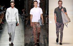 3 Ways To Wear Printed Pants