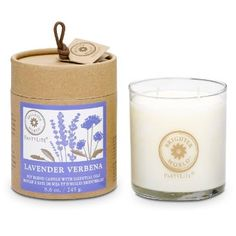Lavender Verbena Brighter World™ by PartyLite Scented Jar Candle