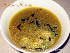 Kozhi Rasam - Chicken Rasam - Mutton Rasam   Simple Indian Recipes