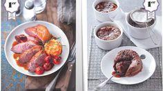 Un livre de cuisine paru chez Hachette Pratique place sur le podium salé: magret de canard, moules-frites et couscous. Côté sucré: fondant au chocolat, crêpes et mousse au chocolat.