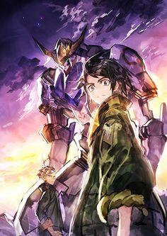 Gundam: Iron Blooded Orphans Fan-Arts - Image Gallery