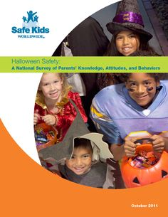 A spooky poll on parents and kids #Halloween safety practices – what parents do and don't do, and what they should and shouldn't do from @Marsha James Kids Worldwide.
