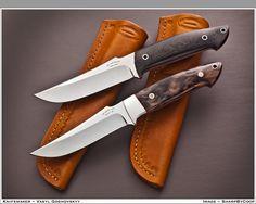 sharp by coop knives | Goshovskyy Knives · High End Handmade Custom Knives -