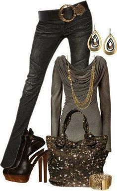 Outfit Ideas For Ladies... find more women fashion on misspool.com
