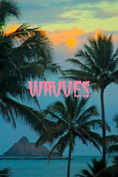 WAVVES. Time for summer music.