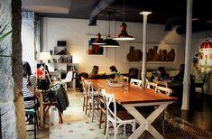 La Ciudad Invisible - Uno de los locales que ha inspirado el Café de Alejandría