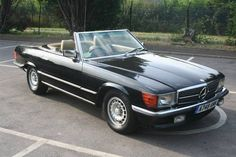Mercedes 500 SL (1984) (picture 1 of 5)