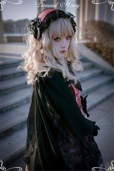 0fa5105ae5dd Dragon and Knight~ Gothic Lolita JSK Dress Version I  71.99 - My Lolita  Dress Harajuku