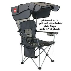 The ORIGINAL Canopy Chair from the inventors by the inventors Renetto®. The rated outdoor chair for quality and design Camping Canopy, Camping Chairs, Camping Gear, Outdoor Supplies, Camper Hacks, The Inventors, Corrugated Plastic, Home Gadgets, Camping Accessories