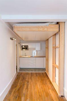 les 25 meilleures images du tableau projet chambre de bonne sur pinterest en 2018 chambre de. Black Bedroom Furniture Sets. Home Design Ideas