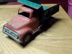 Tonka Toys, Metal Toys, Pedal Cars, Toy Trucks, Diecast, Tin, Vintage, Vintage Toys, Rolling Carts