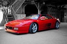 Ferrari 348 Speciale | Chris Schlumpf | Flickr