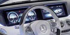 Mercedes Benz S-Class 2014 Concep