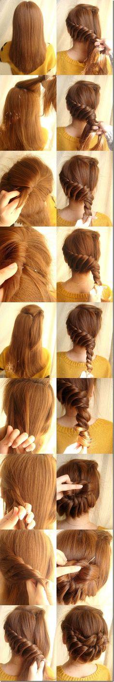 tutorials braids 10