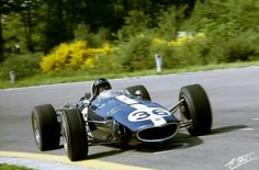 Gurney Eagle Weslake Spa 1967
