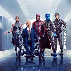 'X-Men: Apocalypse' New Teaser, Promo Images, & BTS Pic Featuring Psylocke — eastcoastmovieguys.com