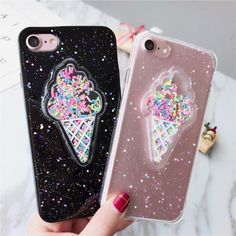 Lovely 3D Ice Cream iPhone Case