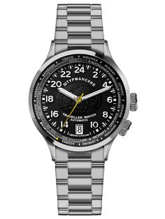Sturmanskie Poljot Navigator Chronograph Gagarin Watch