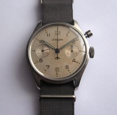 Lemonia military watch