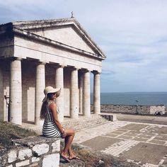 Corfu, Kerkira, Greece    #Corfu #Greece
