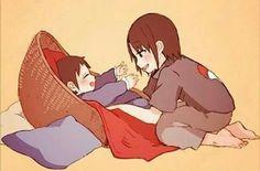 Itachi and Sasuke
