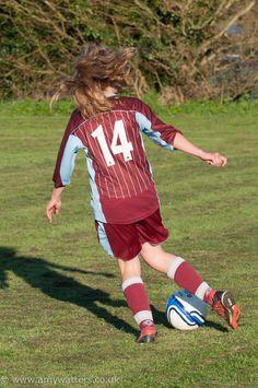 Girls Football, Chesham United Ladies.