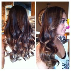 Another beatiful Ombre by Christel! 801-223-9356 #haircolor #hair #creative #ombre #seasonssalon #Padgram