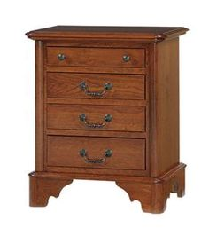 Amish Early American Night Stand
