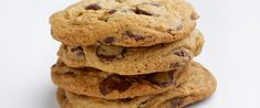 Martha Stewart's Genius Guide To Making Every Type Of Chocolate Chip Cookie
