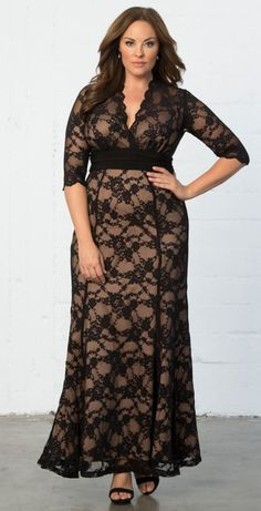 Long Sleeve Wedding Guest Dress Awesome 24 Plus Size Long Wedding Guest Dresses with Sleeves Plus Size Long Dresses, Plus Size Gowns, Trendy Dresses, Nice Dresses, Dresses With Sleeves, Plus Size Wedding Guest Outfits, Wedding Guest Gowns, Dress Wedding, Bridal Gowns
