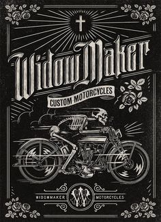 30 Vintage Designs for Custom Car & Motorcycle Brands