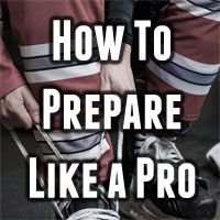 Post image for Pre-Game Preparation for Hockey Players