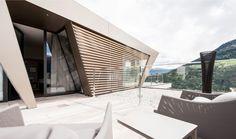 Hotel Burgund by Monovolume Architecture + Design