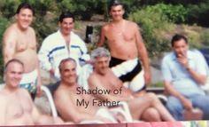 Bobby Boriello, Jojo Corozzo, Dom Pizzonia, Tommy Cacciopoli, John Gotti, Jackie D' Amico and Iggy Alogna smoking