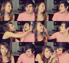 kalel cullen and anthony padilla old pic
