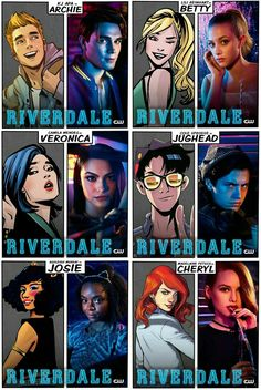 Archie comics with your character on riverdale Bughead Riverdale, Riverdale Funny, Riverdale Memes, Riverdale Season 1, Riverdale Netflix, Riverdale Comic Book, Riverdale Theories, Riverdale Poster, Riverdale Betty