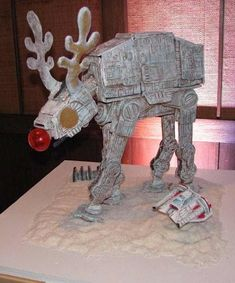 Gorgeous Gingerbread - Merry Hoth-mas!