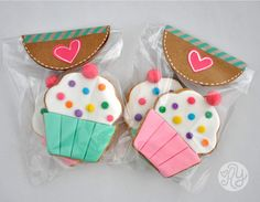 Sugar Cookie Day! - Muffin Fondant Cookies | Agus Yornet Blog