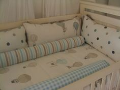 Kit Berço para decorar quarto de bebê34